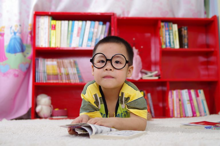 Teachers help to spot early signs of eye problems in kids